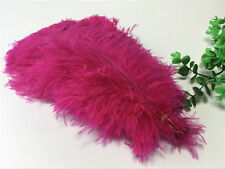 Wholesale, beautiful 10-100pcs special color ostrich feathers 6-30inches/15-75cm