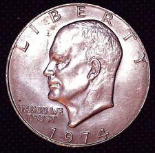 """1974-P Eisenhower Dollar HI GRADE Philadelphia Mint """"IKE"""" #113"""