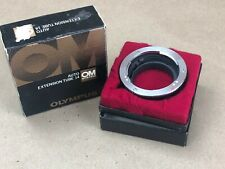 Olympus OM Auto Extension Tube 14 for Olympus OM w/Box