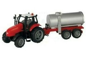 KID510653A - Tractor To Friction Red With Tonne To Slurry Tanker