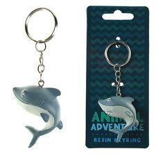 Novelty Shark  Keyring sealife key ring key chain