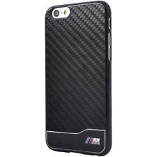 """Bmw m colección carbon aluminio tapa trasera Apple iPhone 6/6s 4,7"""" negro"""