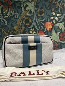 Bally Multiwheat Nylon Quinny Belt Bag (R)
