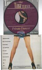 Tina Turner Private Dancer CD ALBUM original press 1984 made in japan for europe