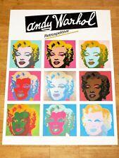 Warhol Andy Shot Blue Marilyn Film Grösse 65x71 Kunstdruck Artprint