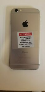 Apple iPhone 6s - Rose Gold (straight talk) Model A1633 not working