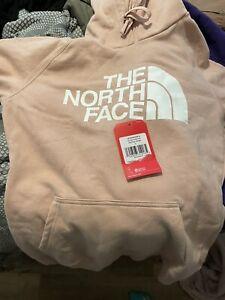 womens north face hoodie medium