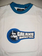 GALAXY MOTOCROSS DIRT BIKE MOTOR RACE SHIRT-L-12 14 16