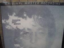 JOHN LENNON Imagine Rated #10 Ever MFSL Sealed 180 GRAM OUT OF PRINT RARE LP