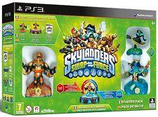 Skylanders Swap Force Starter Pack PS3 - totalmente in italiano