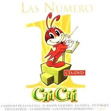 Cri-Cri-Las Numero 1 CD NEW