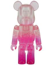 Bearbrick S28 Medicom Jellybean 28 be@rbrick 100% Soda Light Pink Jelly Bean