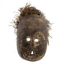 Masque Africain Fang Gabon Art Tribal Premier Primitif d' Afrique 1000