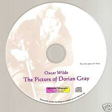 The Picture of Dorian Gray by Oscar Wilde on Mp3 CD