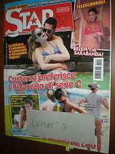 Star Tv.COSTANZA CARACCIOLO & ALESSANDRO FOGACCI,MELISSA SATTA, MARIANNE PUGLIA