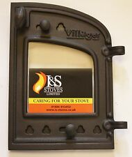 Villager A/B Stove Right Hand Door Complete VFS033