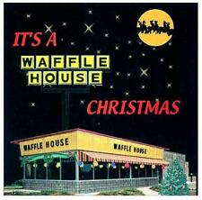 Album Covers # 17 - 8 x 10 Tee Shirt Iron On Transfer Waffle House Christmas
