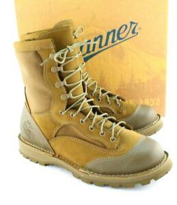 NWB DANNER USMC RAT Size 11.5 Regular Mojave GoreTex Men Boot 15660X RETAIL $350