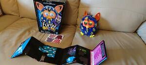 Hasbro Boom Furby, super Zustand Pelz Stofftier App Furbyeier OVP Furby Boom