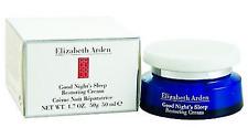 NEW Elizabeth Arden Good Night's Sleep Restoring Cream 1.7oz / 50g FREE SHIPPING