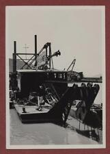 'Yau Kuen'  unloading pump & suction cutter dredger  photograph  pt.50