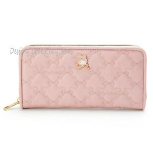 My Melody Cinnamoroll Purin Lolita Anime Holiday Gift Long Purse Wallet Zippers