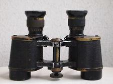 rare Leitz Wetzlar Binodal 6x21 binoculars, empire approax 1908, collectors