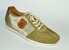 Gabor Damenschuhe SchnürschuheWildleder khaki Gr. 41,5 (PE 1928/S)