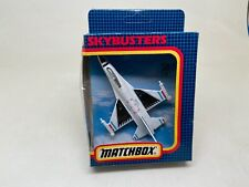 MATCHBOX-SKYBUSTERS-SB-24 F16 USAF-UNPUNCHED BOX-