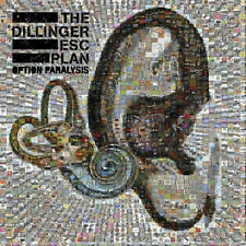 DILLINGER ESCAPE PLAN - Option Paralysis  [Ltd.Edit.] DIGI CD
