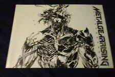 Metal Gear Rising Revengeance art book, Metal Gear solid 2 character
