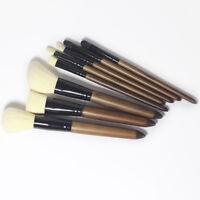EG_ 8Pcs Makeup Brush Set Foundation Powder Contour Brush for Liquid Cream Serap