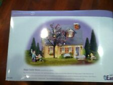 Dept 56 Snow Village Easter - Happy Easter House - Missing Easter Sign- $79