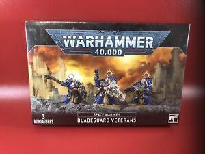Warhammer 40k Primaris Bladeguard Veterans