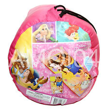 Disney Princess Beauty & The Beast Slumber Girls Sleeping Bag New