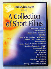 A Collection of Short Films ~ Rare IndieClub.com DVD Movie