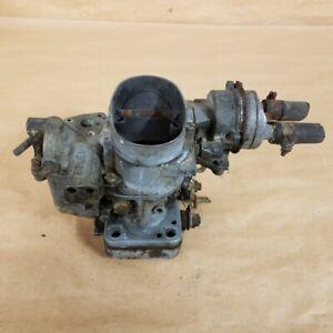 Audi 100 Original Solex Carb Carburetor OEM