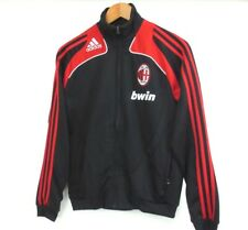 Youth ADIDAS bwin AC MILAN Full Zip Track Suit Jacket Italy Boys Large