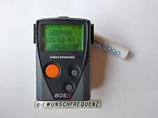 DME II Swissphone BOSS 920 V (IDEA) und Mehrkanal aus Vorbesitz