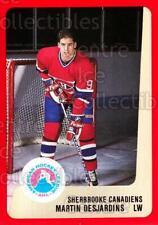 1988-89 ProCards AHL #291 Martin Desjardins