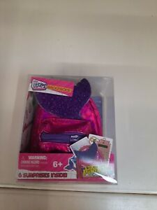 REAL LITTLES Mini Backpack & 6 TINY SURPRISES Shopkins SCHOOL SUPPLIES s2 mer