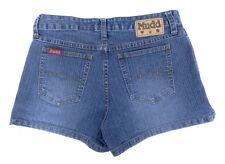 Mudd Jeans Blue Denim Short Shorts 3 EUC