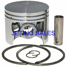 PISTON AND RING KIT W/GASKETS Fits STIHL 046 MS460  52 MM