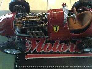 Ferrari 500f2 long nose ascari n°15 Exoto