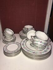 Royal Worcester ELYSIAN WHITE 45 Pieces PLEASE READ
