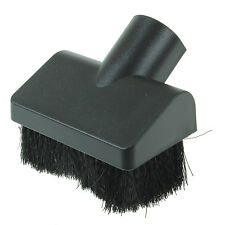 Universal 32mm Dusting Brush Tool for Vax Carpet and Vacuum Cleaners Black