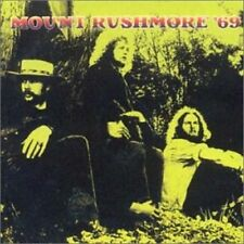 Mount Rushmore -  69 & High on.... - 2 albums on 1 CD ( USA 1969 )