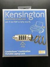 Genuine Kensington ComboSaver Combination Laptop Lock K64560us
