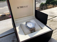 TAG Heuer Aquaracer WAP1111 39mm Stainless Steel Mens Watch
