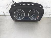 BMW X5 E70 3.0 Diesel Auto instrument Cluster Speedometer 9153844